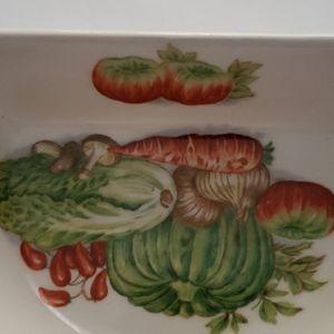 Vintage Dining - Vintage 1960 years. Japanese Plate.